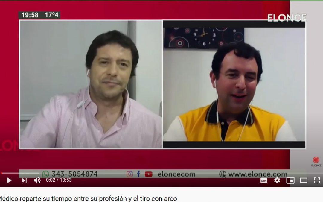 Nota a Juan Esparza – Canal 11