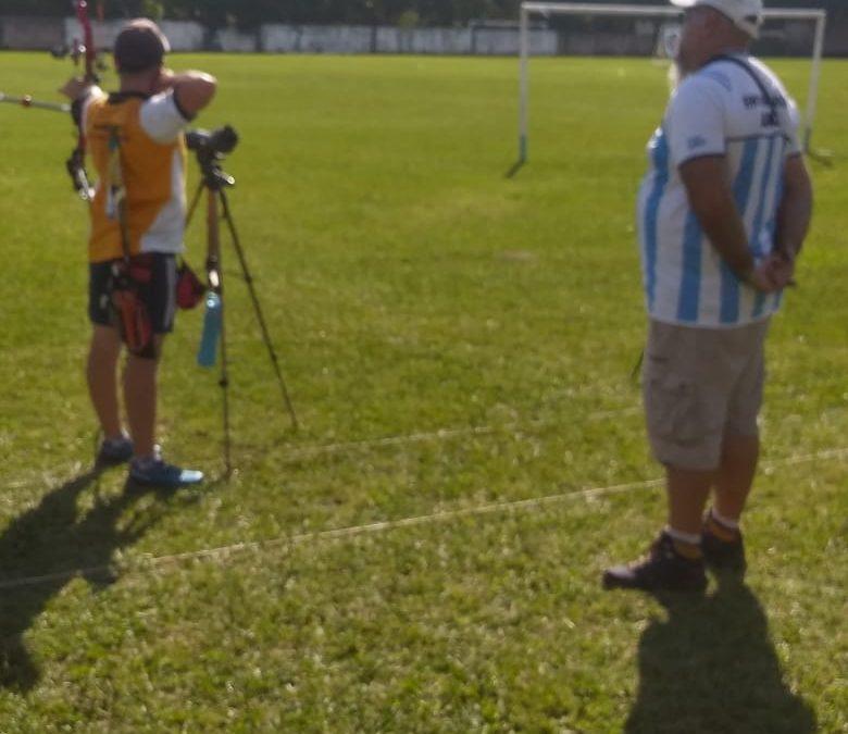 Encuentro ENTA Selección Argentina de Recurvo y Compuesto Libre