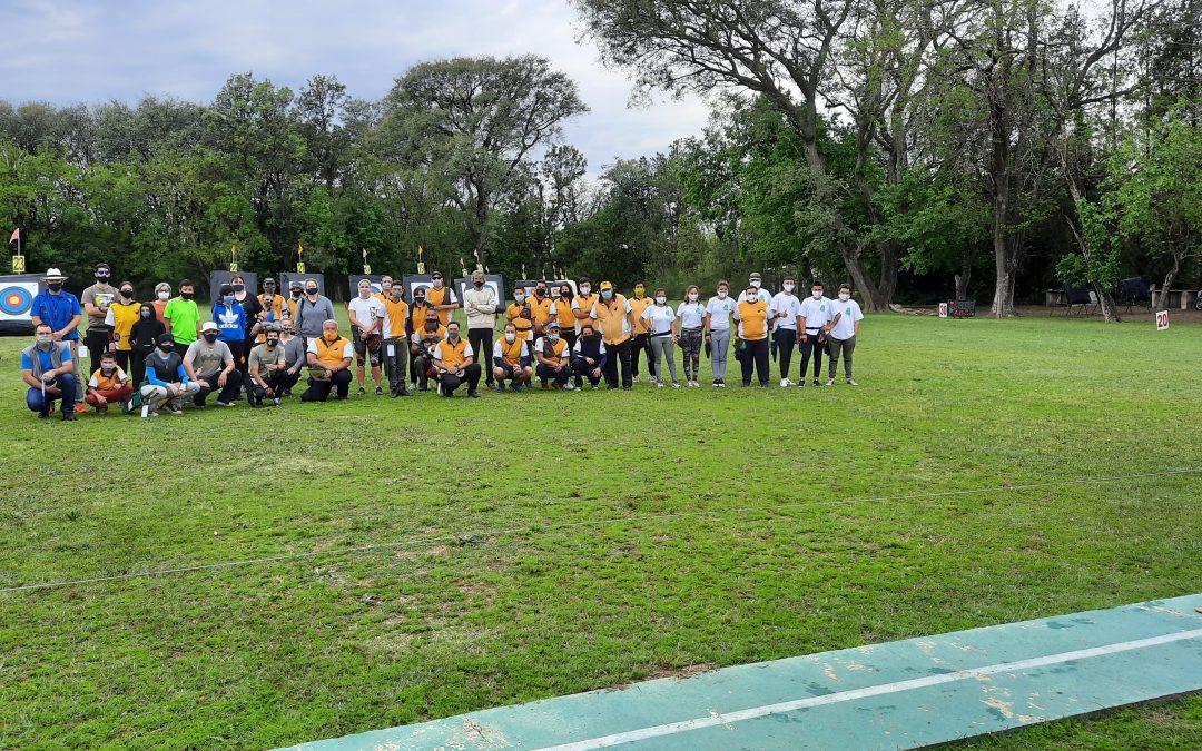 1 Torneo Aire Libre Promocional Federación Entrerriana de Tiro con Arco.